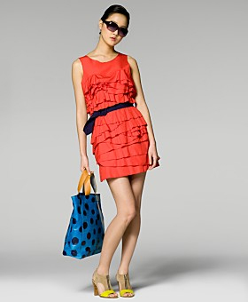 This Phillip Lim dress is hot, hot, hot!